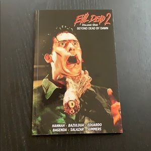 New Evil Dead 2 Volume One: Beyond Dead By Dawn